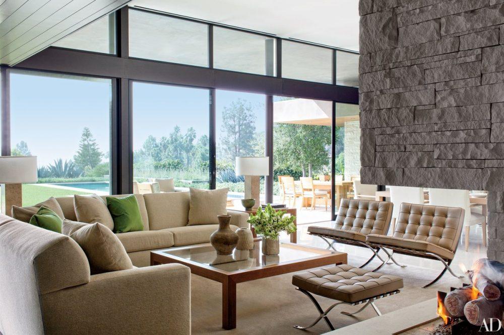 13 casas elegantes com design de interiores moderno