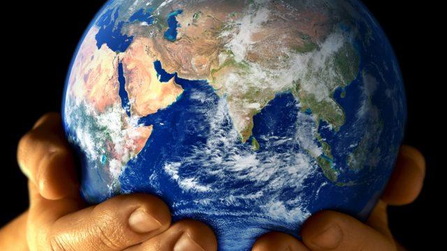 Como surgiu o dia do Planeta terra?