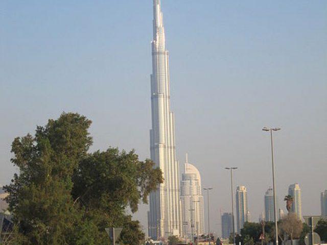 Os maiores edifícios do mundo